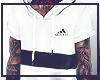 LH x Adidas Hoodie V2