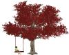 RED TREE LOVE SWING