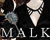 MALK- Black Dress