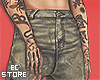 cinched pants V2