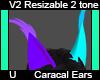 Caracal Ears V2 Dev