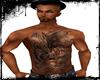 Drachen Chest tattoo