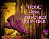 DM*ROSE PINK LOAFER2