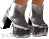 Silver Jayden Boots