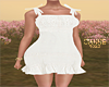 Maeve Dress white