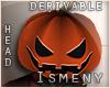 [Is] Pumpkin Head M Drv