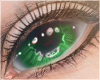 Green Baby Eyes
