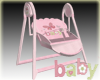 Animated Baby Swing