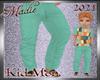 !b Kid-Men Jeans Mint