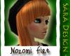 (SD) Nozomi Fire