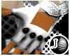 [LF] White Rider Gloves