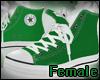 Green Chuck Original [F]