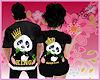PandaKing Couple (M)