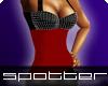 [SDC]Spiked Club Dress R