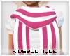 -Child Pink Scarve