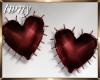 I Love You Heart Earring