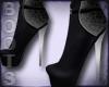 Metal Heel Boots