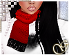 G- Frosty - Red Scarf