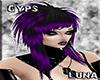 [Gy] Purple-Blk Luna