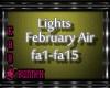 !M! Lights February Air