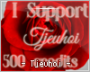 [Tj] 500 Support Sticker