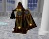 Holloween Ghost Clock