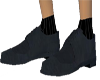 ((sdv))bl zipper shoes