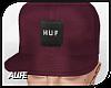 A| HUF Box Snapback