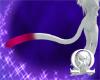 Pink n White Tail 2