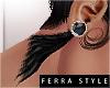 ~F~Mannie Earrings