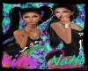 ~LK~ Kitty & Natty Frame
