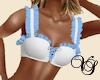 [VS]DR Ruffle Bikini Top