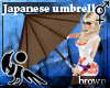 [Hie] Brown azn umbrella