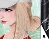 e Cap - blonde