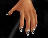 $ Oakland Raiders Nails