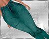 Dark Green Jeans M