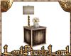 [LPL] Cottage End table