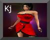 Sexy lil red dress -kj-