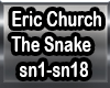 Eric Church The Snake