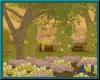 A) Private Spring Garden