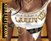 [L] QUEEN Gold Top F