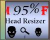 HEAD RESIZER M & F