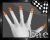 Tangerine Nails