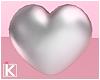 |K 💖 Heart Pillow