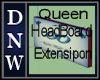 Headboard Extension Box