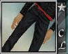 Nash Pants Charcoal Gray