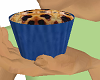 Blueberry Muffin w/ pose