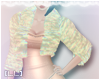 [LL] Layerable Fur Pearl