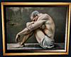 *Bellator* Oil on Canvas