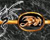 [LD]Gold Dragon Ring M